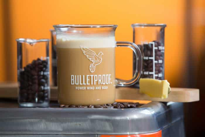 bulletproof cafe con mantequilla